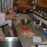 Massimo und die Pizza